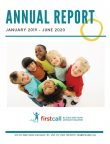 2019-20 First Call Annual Report